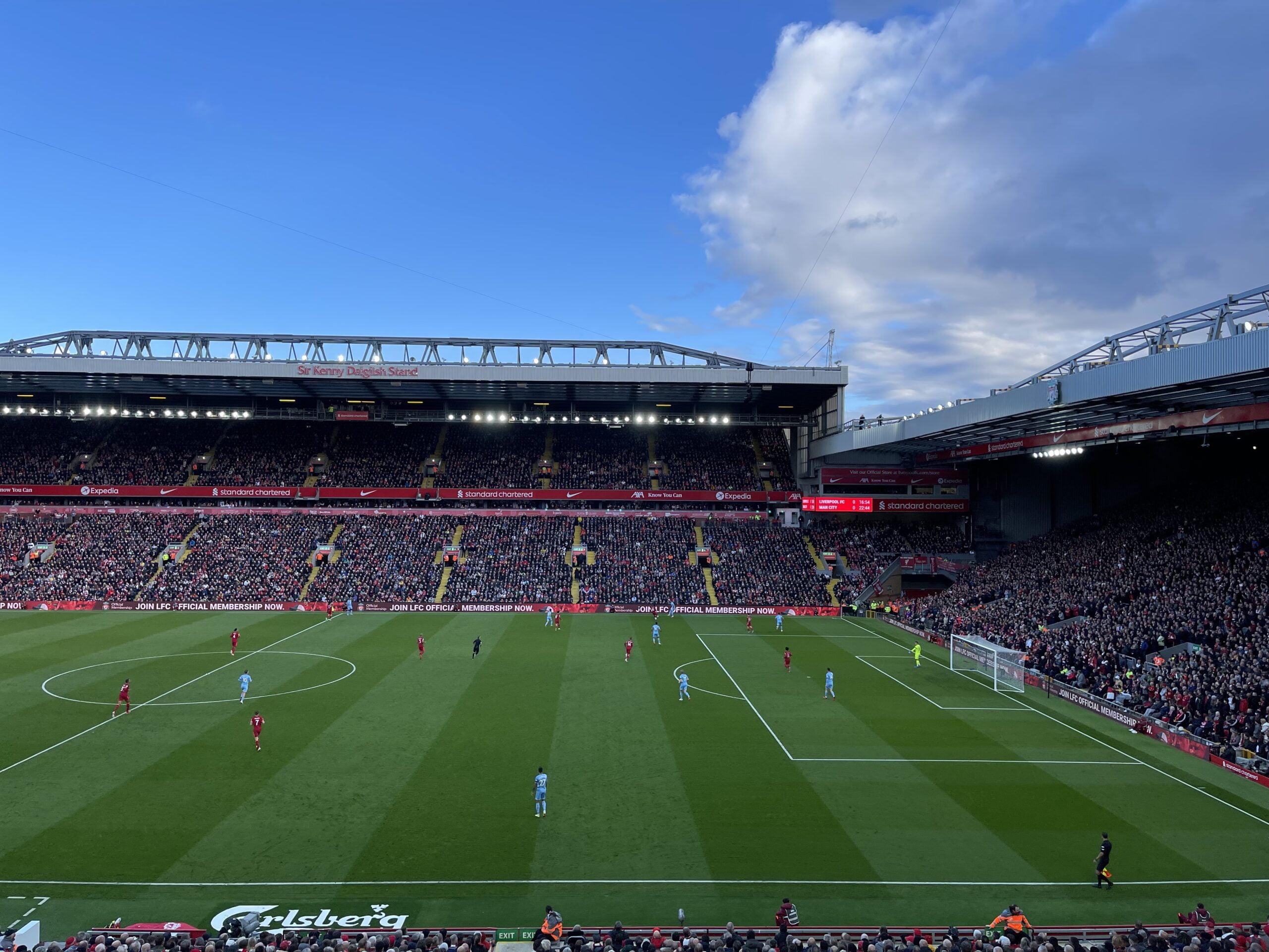 Anfield Beat Lounge (L15)